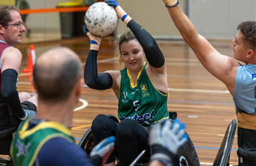Sponsors of Victorian wheelchair rugby